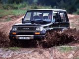 Images of Toyota Land Cruiser II (LJ71G) 1990–96