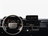 Pictures of Toyota Land Cruiser II (LJ71) 1985–90