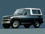 Toyota Land Cruiser II (LJ73) 1990–96 images