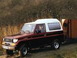 Toyota Land Cruiser II Van (LJ73) 1990–96 photos
