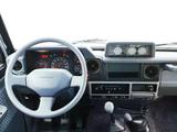 Toyota Land Cruiser II (LJ73) 1990–96 wallpapers
