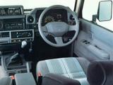 Toyota Land Cruiser II UK-spec (J71G) 1990–96 wallpapers