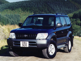 Images of Toyota Land Cruiser Colorado 5-door (J95W) 1996–99