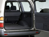 Images of Toyota Land Cruiser Prado 5-door JP-spec (J95W) 1996–99