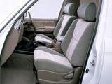 Images of Toyota Land Cruiser Prado 5-door JP-spec (J95W) 1999–2002