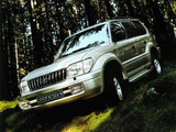 Images of Toyota Land Cruiser 90 5-door (J95W) 1999–2002