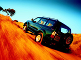 Images of Toyota Land Cruiser 90 5-door 50th Anniversary (J95W) 2001