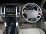 Images of Toyota Land Cruiser Prado VX 5-door ZA-spec (J120W) 2003–09