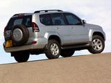 Images of Toyota Land Cruiser Prado 5-door (J120W) 2003–07