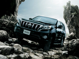 Images of Toyota Land Cruiser Prado JP-spec (150) 2013