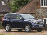 Images of Toyota Land Cruiser UK-spec (150) 2014
