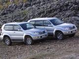 Images of Toyota Land Cruiser Prado