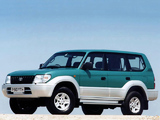 Photos of Toyota Land Cruiser Colorado 5-door (J95W) 1996–99