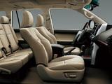 Photos of Toyota Land Cruiser Prado 5-door UAE-spec (150) 2009