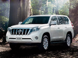 Photos of Toyota Land Cruiser Prado JP-spec (150) 2013