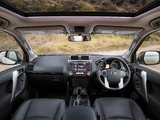 Photos of Toyota Land Cruiser Prado