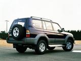 Pictures of Toyota Land Cruiser Prado 5-door JP-spec (J95W) 1996–99