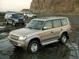 Pictures of Toyota Land Cruiser Prado