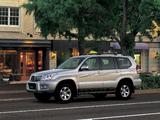 Pictures of Toyota Land Cruiser Prado 5-door CN-spec (J120W) 2003–09