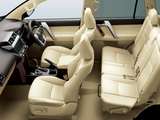 Pictures of Toyota Land Cruiser Prado JP-spec (150) 2013