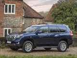Pictures of Toyota Land Cruiser UK-spec (150) 2014