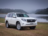 Pictures of Toyota Land Cruiser Prado