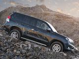 Pictures of Toyota Land Cruiser Prado 5-door (150) 2009