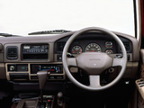 Toyota Land Cruiser Prado (J78) 1990–96 photos
