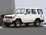 Toyota Land Cruiser Prado (J78) 1990–96 wallpapers
