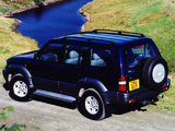 Toyota Land Cruiser Colorado 5-door (J95W) 1996–99 images