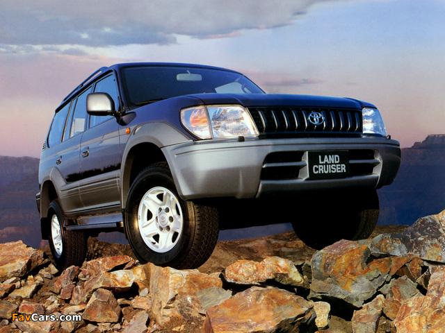 Отзывы Toyota Land Cruiser Prado - отзывы владельцев ...