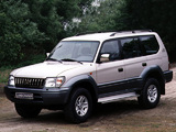 Toyota Land Cruiser Colorado 5-door (J95W) 1996–99 wallpapers