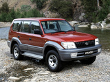 Toyota Land Cruiser Prado GXL 5-door AU-spec (J95W) 1999–2002 images