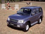 Toyota Land Cruiser Prado TX 5-door AU-spec (J95W) 1999–2002 images