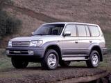 Toyota Land Cruiser Prado TX 5-door AU-spec (J95W) 1999–2002 photos