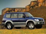 Toyota Land Cruiser 90 5-door (J95W) 1999–2002 photos