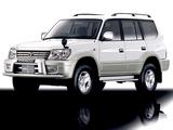 Toyota Land Cruiser Prado 5-door JP-spec (J95W) 1999–2002 pictures