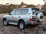 Toyota Land Cruiser Prado 5-door Kimberley Edition (J95W) 2000 wallpapers