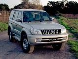 Toyota Land Cruiser Prado 5-door 50th Anniversary (J95W) 2001 photos