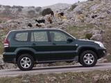 Toyota Land Cruiser Prado 5-door (J120W) 2003–07 photos