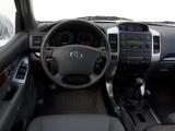 Toyota Land Cruiser Prado 5-door (J120W) 2003–07 pictures