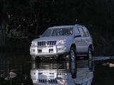 Toyota Land Cruiser Prado 5-door CN-spec (J120W) 2003–09 pictures