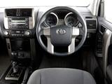 Toyota Land Cruiser Prado 3-door AU-spec (150) 2009 photos