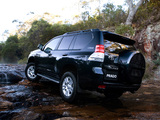 Toyota Land Cruiser Prado 5-door AU-spec (150) 2009 pictures