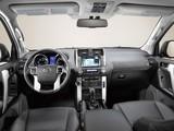 Toyota Land Cruiser Prado 5-door (150) 2009 wallpapers