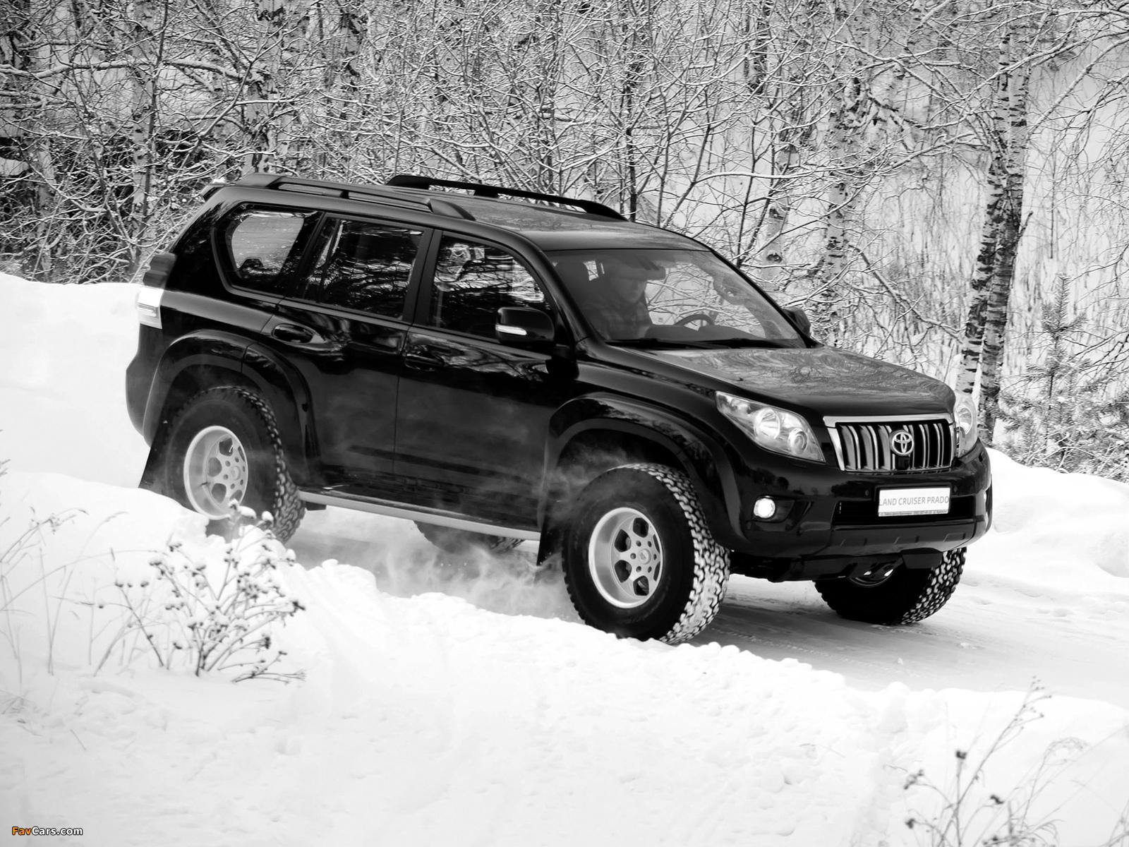 Arctic Trucks Toyota Land Cruiser Prado - WheelsAge.org