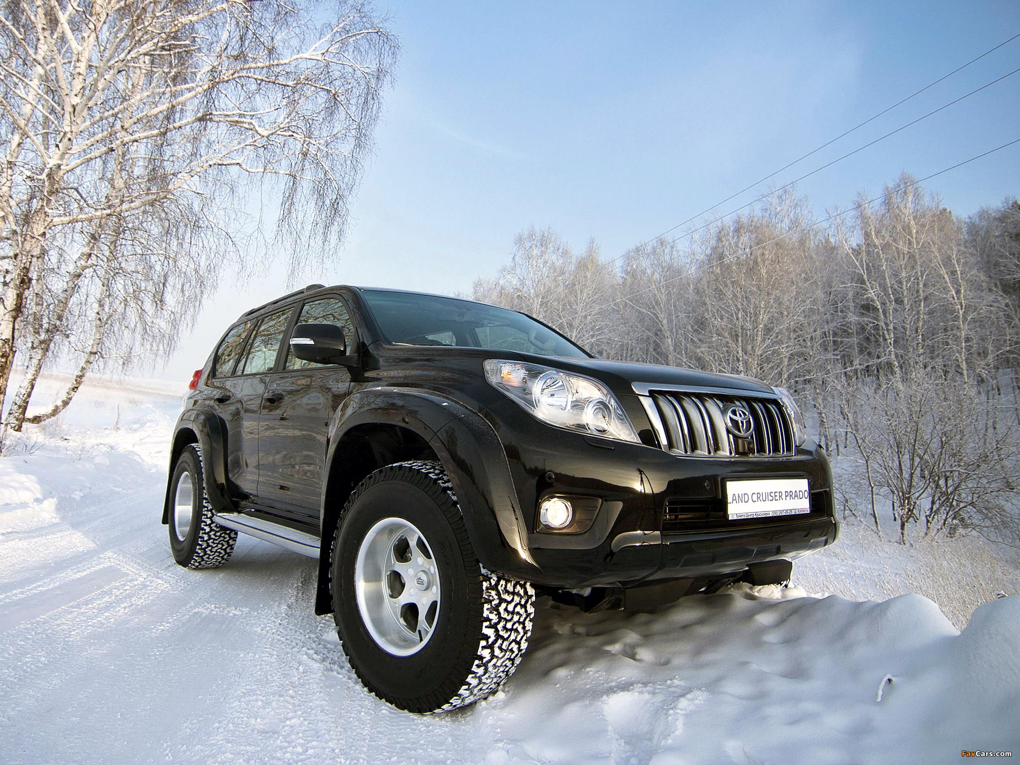 All pictures of Arctic Trucks Toyota Land Cruiser Prado