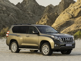 Toyota Land Cruiser Prado ZA-spec (150) 2013 photos
