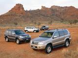 Toyota Land Cruiser Prado images