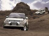 Toyota Land Cruiser Prado photos